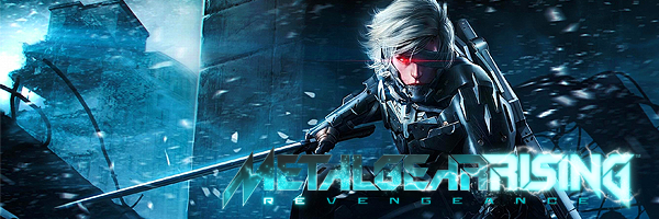 Banner by ScottMcartneyhttp://browse.deviantart.com/art/Metal-Gear-Rising-Revengeance-Banner-350167030