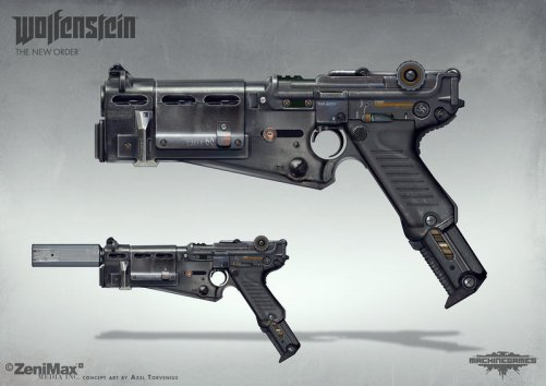 wolfenstein__the_new_order___handgun_60_by_torvenius-d8z97n7